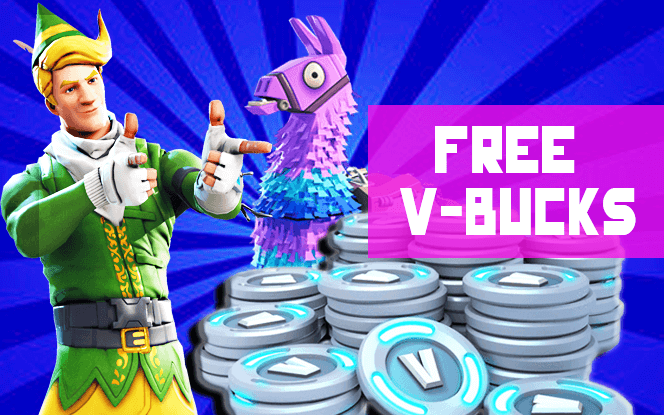 How To Get Free V Bucks In Fortnite Battle Royale 6 Ways Top Usa Games