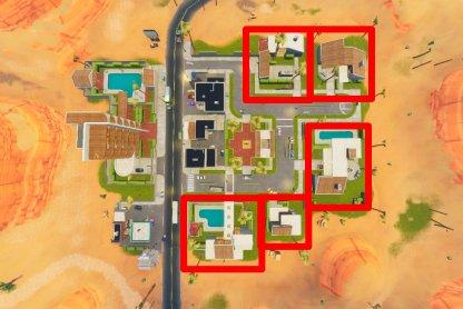 Ring Doorbell Challenge Week 4 - All Locations - Guide