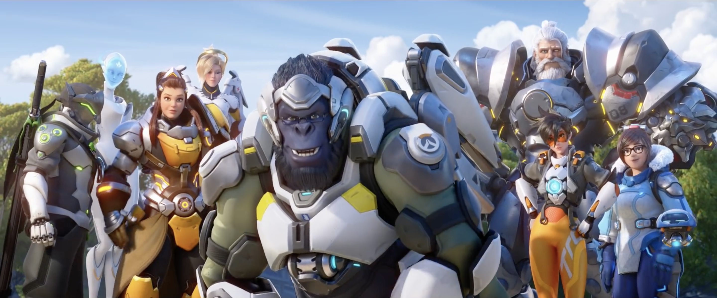 No single-player campaign in OVERWATCH 2, but Blizzard ...