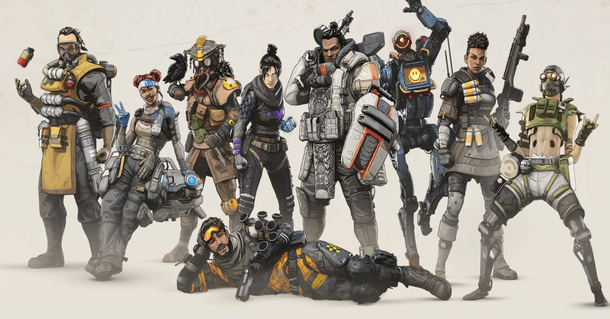 Apex Legends Patch Waves Goodbye to Gibraltoad | Digital ...