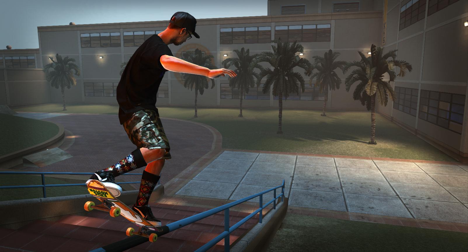 "Tony Hawk Pro Skater PS4 Coming ""Late Next Year"""