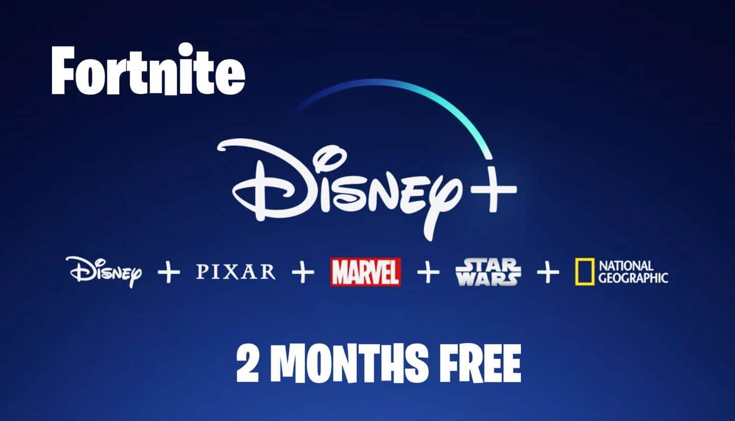 Fortnite x Disney+